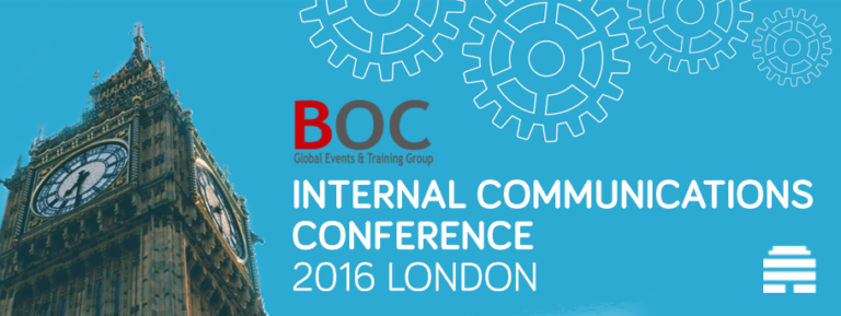 Internal Communications conference London